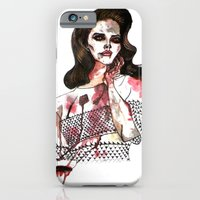 Bloody Lana  iPhone 6 Slim Case