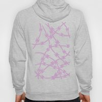 Trapped Pink Hoody