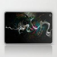 White Dragon Laptop & iPad Skin