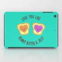 Sweet Lovers iPad Case