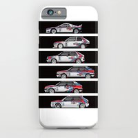 Lancia Martini Rally Cars iPhone 6 Slim Case