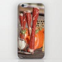 Antipasta Protest iPhone & iPod Skin