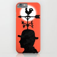 iPhone Cases featuring Go with the wind by Budi Kwan