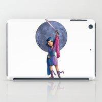 Mercury Princess iPad Case