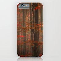 Enchanting Red iPhone 6 Slim Case