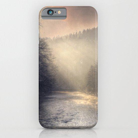winter morning light iPhone & iPod Case