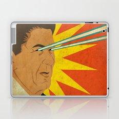 Ronald Raygun Laptop & iPad Skin