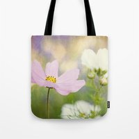 The Cosmos Dance Tote Bag