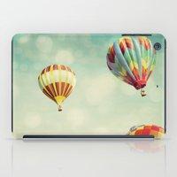 Perfect Dream - Hot Air … iPad Case