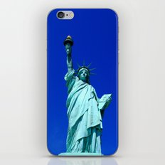 Statue Of Liberty, New Y… iPhone & iPod Skin