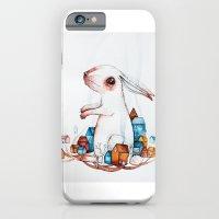 Very Big Rabbit iPhone 6 Slim Case