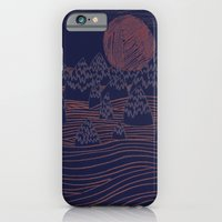 Mountain Moon iPhone 6 Slim Case