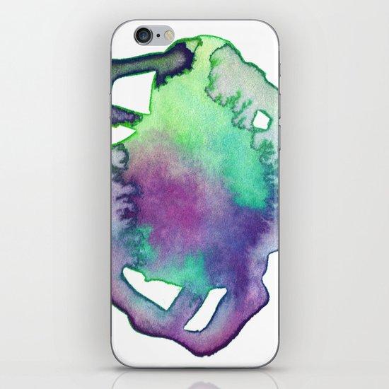 inkblot2 iPhone & iPod Skin
