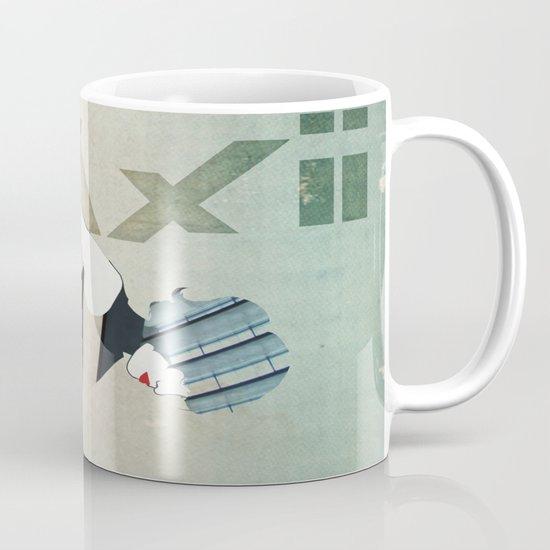 Maxii Girl Mug