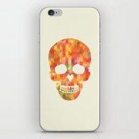 Fun Skull iPhone & iPod Skin