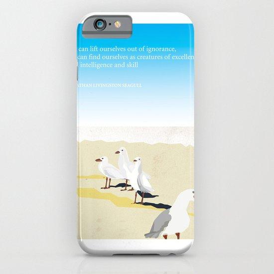 Jonathan Livingston Seagull iPhone & iPod Case