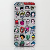 The Hall Of Cliché Supe… iPhone 6 Slim Case