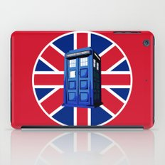 Tardis British iPad Case