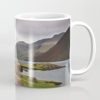 Rain Clouds Over Scafell… Mug
