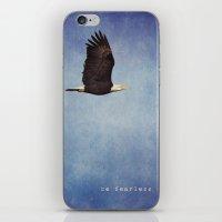 Be Fearless iPhone & iPod Skin