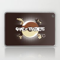 Game Of Trainers Laptop & iPad Skin