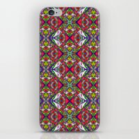 Waves of Color iPhone & iPod Skin