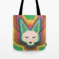 Fannec Fox Tote Bag