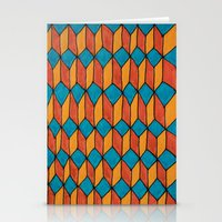 Pattern Color Stationery Cards