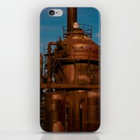 Industry Abandoned iPhone & iPod Skin