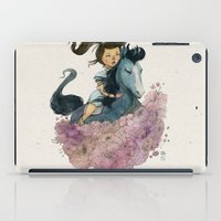 Blue Horse Year 2014 iPad Case