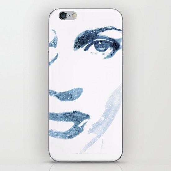 Quiet Moss iPhone & iPod Skin