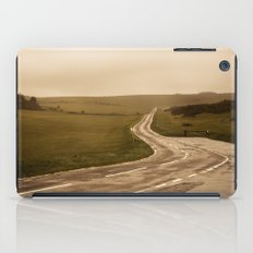 On the road iPad Case
