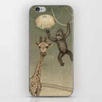 Friends forever iPhone & iPod Skin