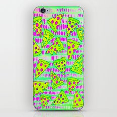 Pizza Party iPhone & iPod Skin