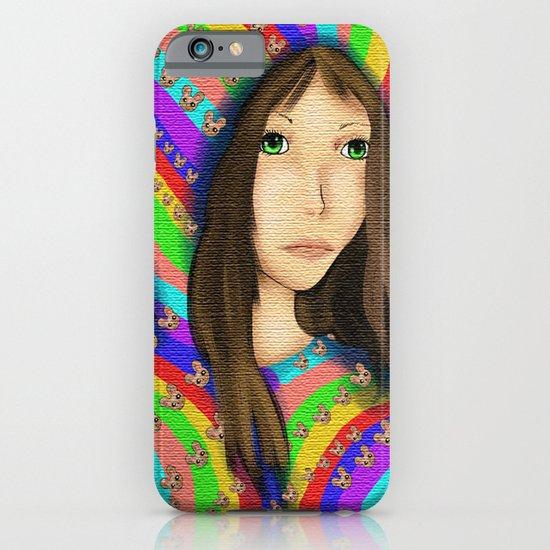 Anime Pop Rainbows iPhone & iPod Case