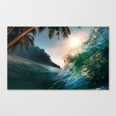 Photography - Beach - Wa… Canvas Print