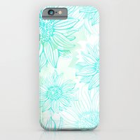 Flowery iPhone 6 Slim Case