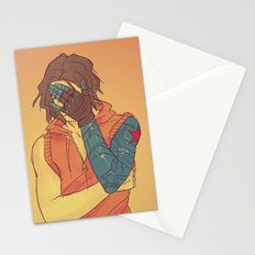 FACEPALM Stationery Cards