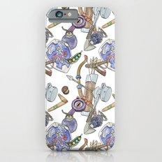 Ocarina Patterns iPhone 6 Slim Case