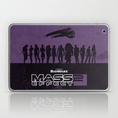 Mass Effect 2 Laptop & iPad Skin