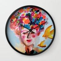Mariette Wall Clock
