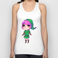 Link to the past Unisex Tank Top