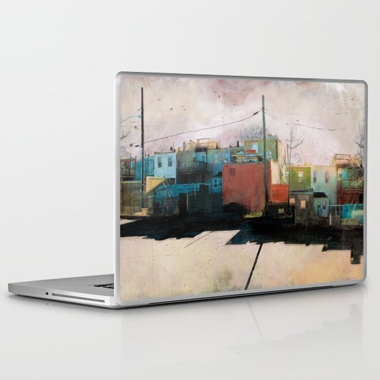 Charm City, MD Laptop & iPad Skin