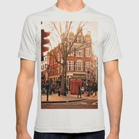 The SPICE Of LIFE Mens Fitted Tee Silver SMALL