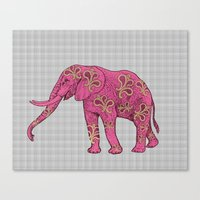 Fancy Pants Canvas Print