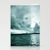 Clair de lune Stationery Cards