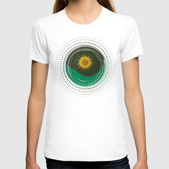 color under the sun (III) T-shirt