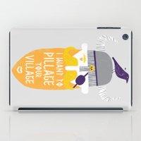 Pillage iPad Case