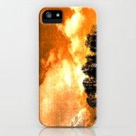 Mystical Hill iPhone (5, 5s) Slim Case