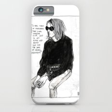 I Was Tired Of Pretendin… iPhone 6 Slim Case